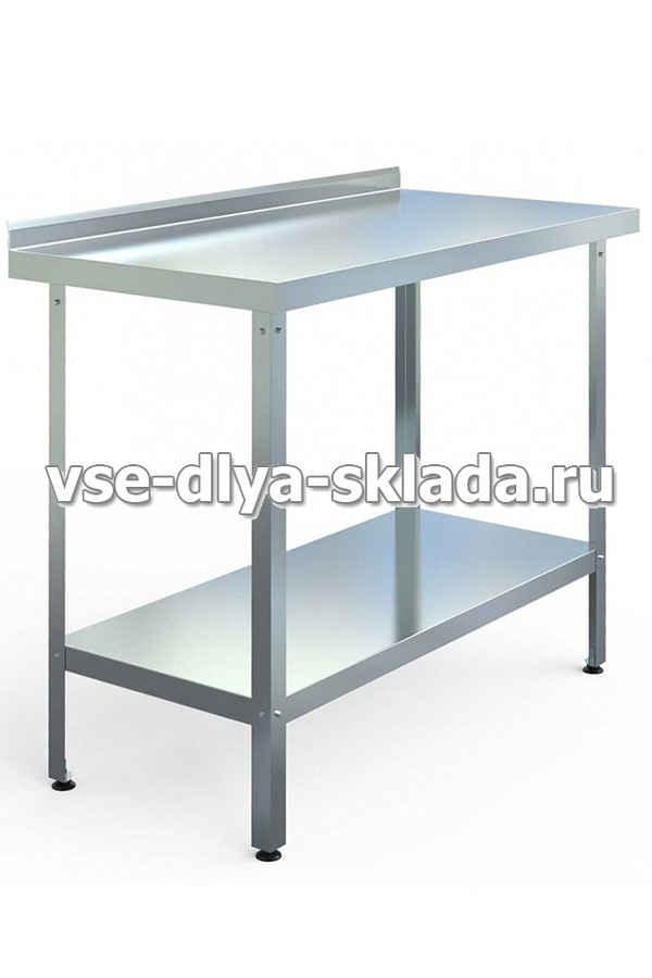 Столы производственные Премиум с бортом - СППБ