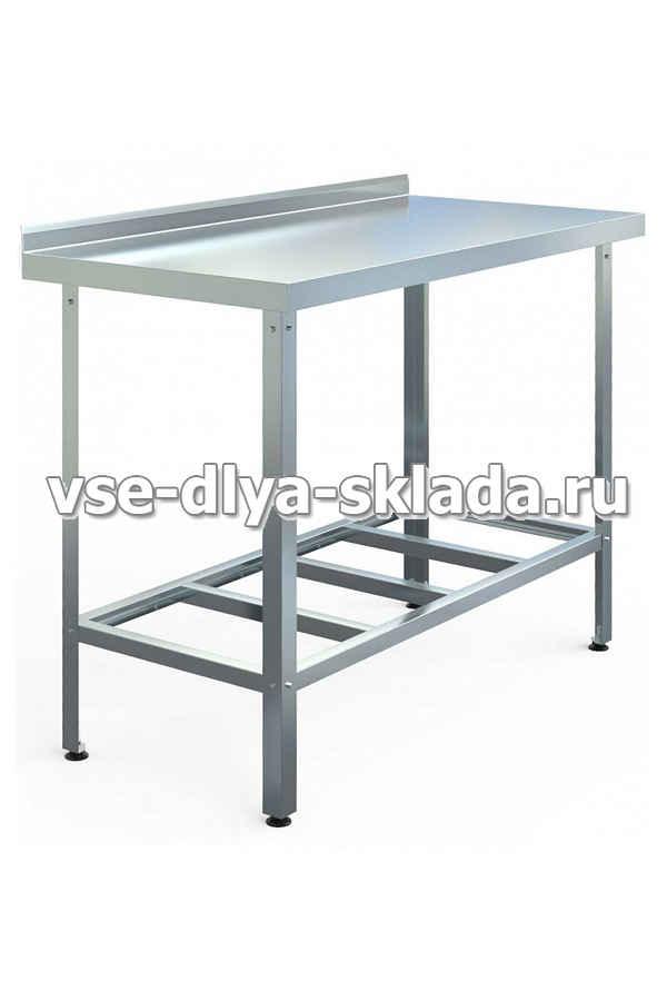 Столы производственные Стандарт с бортом - СПСБ